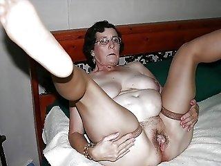 Amateur granny fucking porn videos compilation