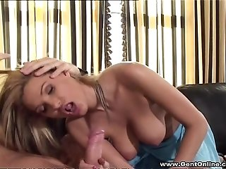 Emanuelle Tilly's pussy gets penetrated hard in one on one action
