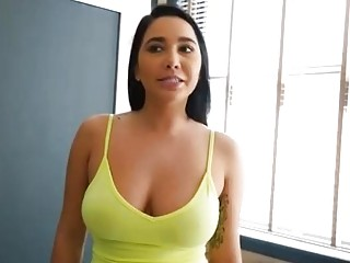 Hot Step-Sis Karlee Grey Fucks Her Horny Bro